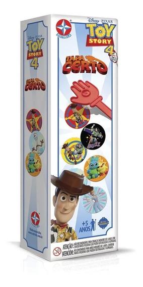 Jogo Tapa Certo Disney Original Estrela