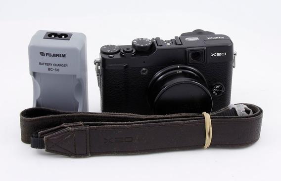 Camara Fujifilm X20