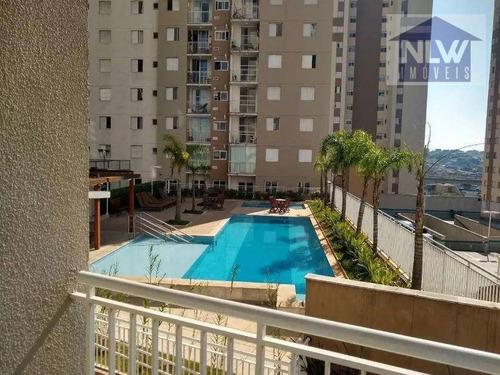 Apartamento Com 2 Dormitórios À Venda, 62 M² Por R$ 380.000,00 - Altos De Vila Prudente - São Paulo/sp - Ap1640