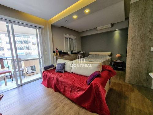 Apartamento À Venda, 48 M² Por R$ 528.000,00 - Consolação - São Paulo/sp - Ap2293