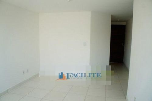 1830 - Apartamento No Bessa - 22827