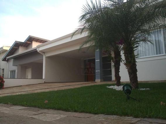 Casa Com 3 Dormitórios À Venda, 189 M² Por R$ 730.000,00 - Condomínio Campos Do Conde - Paulínia/sp - Ca13813