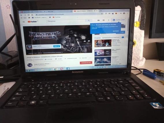 Notebook Lenovo G475.500 De Hd.leia