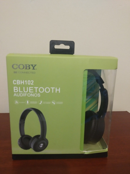 Audifono Coby Bluetooth Cbh102