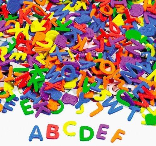 Novedad De Las Letras De La Espuma Adhesiva De Fun Express P