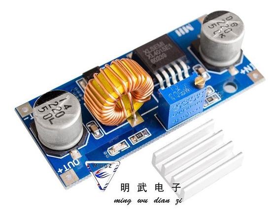10pcs Regulador Tensão Fonte Dc 5a Step-down Xl4015