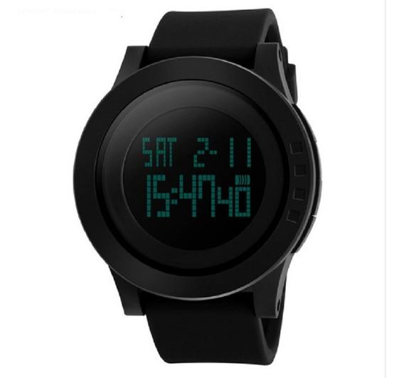 Relógio Masculino Skmei Modelo 1142 Led A Prova D