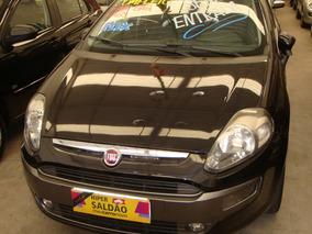 Fiat Punto 1.6 16v Essence Flex 5p Sem Entrada