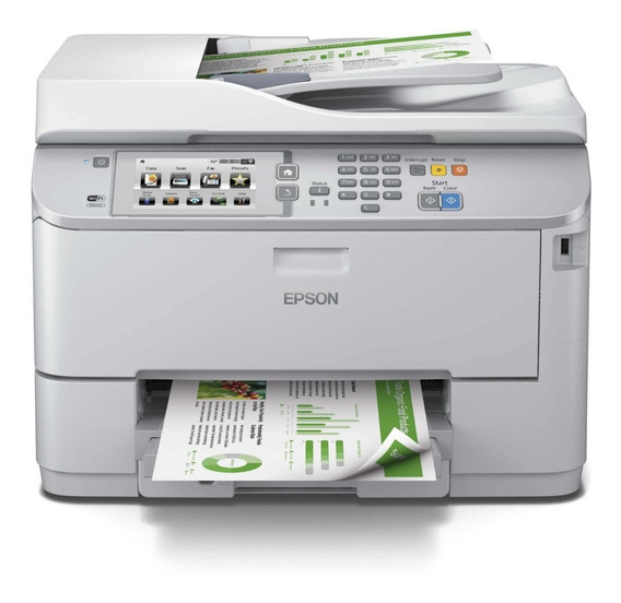 Multifuncional Epson Wf 5690 Wireless Duplex Adf - Semi Nova