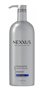 Nexxus Therappe Shampoo Humectante Cabello Normal Y Seco