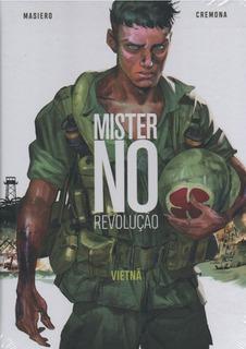 Hq Mister No Revolução Vietnã 09-2019 Panini Comics