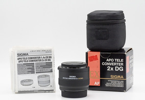 Teleconverter 2x Sigma Nikon