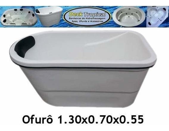 Ofuro Movel Completo 1.30x0.70x0.55 5 Anos De Garantia