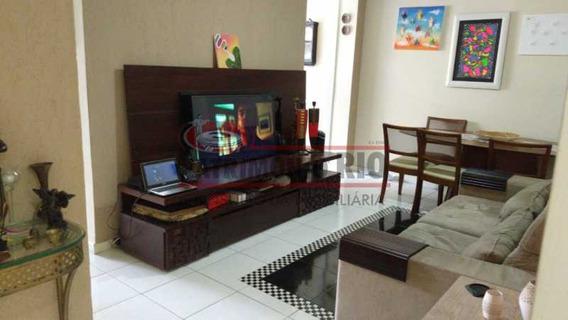 Excelente Apartamento 2qtos - Glória - Paap22805