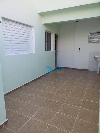 Casa Com 2 Dormitórios Para Alugar, 60 M² Por R$ 1.200/mês - Portais (polvilho) - Cajamar/sp - Ca0127