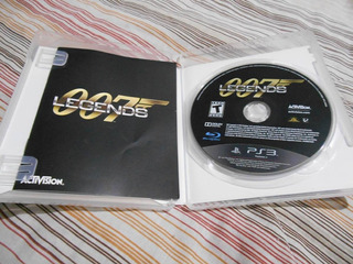 007 Legends James Bond Juegos Vendo Mandos Juegos Ps2 Ps3