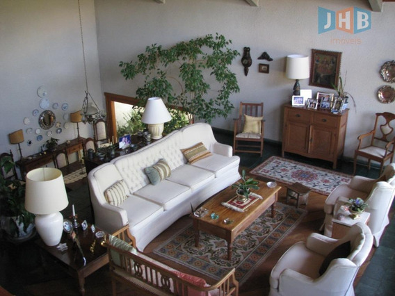 Sobrado Com 5 Dormitórios À Venda, 514 M² Por R$ 2.600.000 - Jardim Das Colinas - São José Dos Campos/sp - So0610