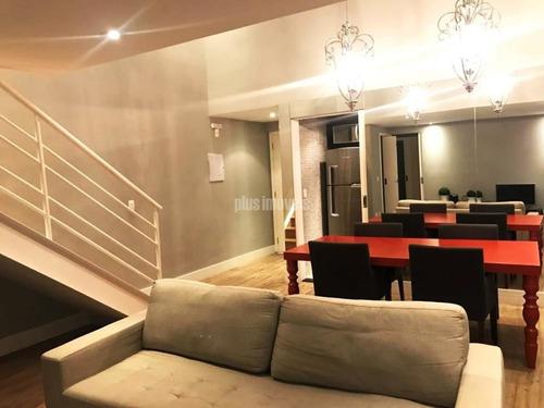 Brooklin  Com Serviços De Hotelaria -  100mm²au 2 Suítes 2 Gar  - Mi128722