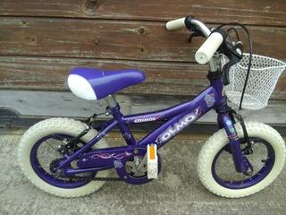 Bicicleta Olmo Rodado 12 Niños Usada
