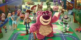 Painel De Festa Toy Story #01 150x100
