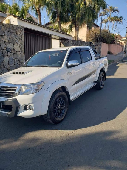 Toyota Hilux Srv 4x4 Limited Completo Fs Caminhoes
