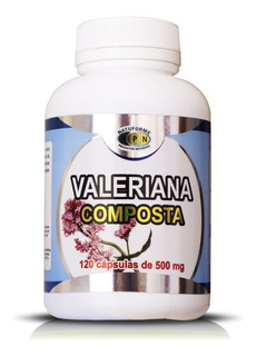 Valeriana Composta 500mg 120cps Natuforme