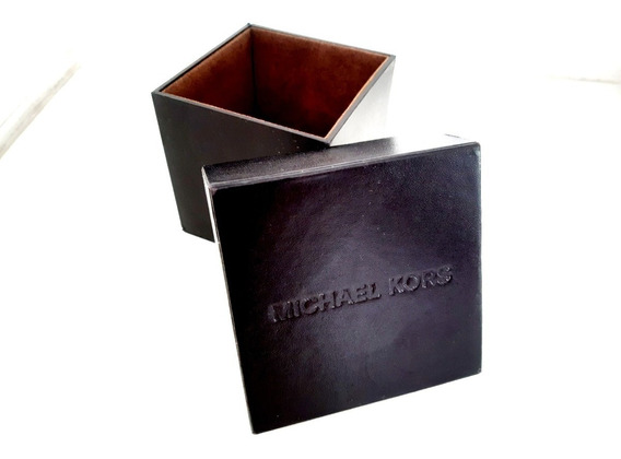 Caixa Estojo Para Relógio Michael Kors - Original Seminova!