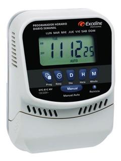 Programador Horario Digital Cargas Electricas Multirango