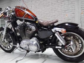 Harley Davidson Sportster Bobber 883