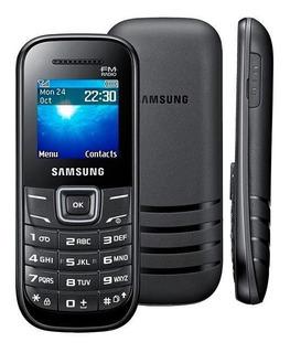 Celular Samsung Keystone2 Gt-e1205y 32mb 1.52 Com Lanterna