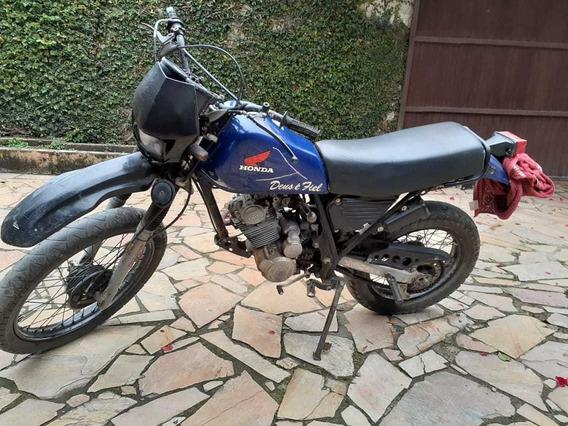 Xl 250 - Só Pra Rodar -
