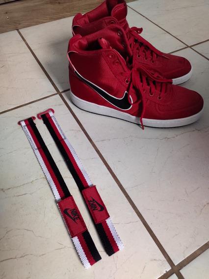Tênis Bota Nike Air Red 2019 100% Comprado No Japão Boot