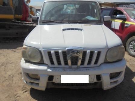 Camioneta Mahindra 03-19-215