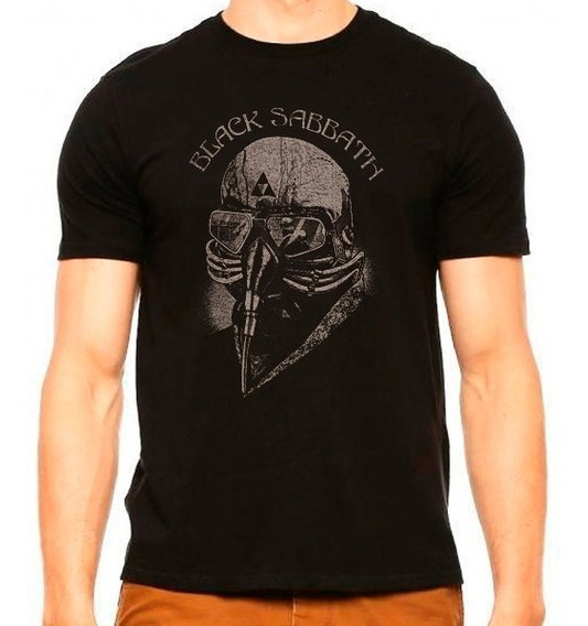 Playera Black Sabbath Tour 78 Rock Bandas Mas Promociones