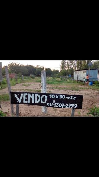 Lote En San Francisco Del Monte De Oro San Luis (banda Sur)