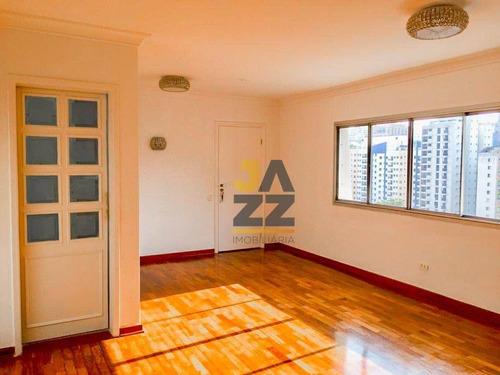 Imagem 1 de 30 de Belo Apartamento Na Vila Olímpia Com 97 M², 3 Dormitórios. - Ap7541