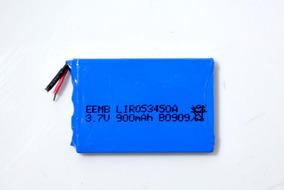 Kit 5 Unidades Bateria Universal Litio 3,7v 900mah