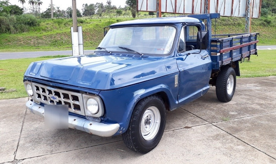 Chevrolet D-10 Caminhonete Diesel