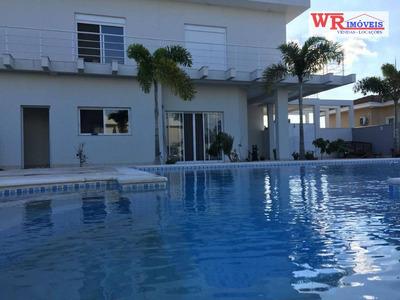 Sobrado Com 4 Dormitórios À Venda Por R$ 1.850.000 - Condomínio Village Ipanema - Araçoiaba Da Serra/sp - So0677