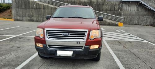 Ford Explore Xlx 2007