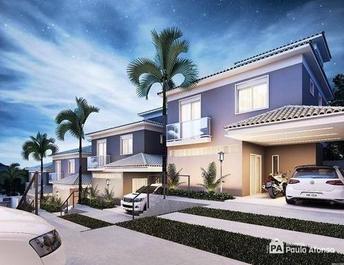 Casa Com 3 Dormitórios À Venda, 126 M² Por R$ 500.000,00 - Residencial Morumbi - Poços De Caldas/mg - Ca0152