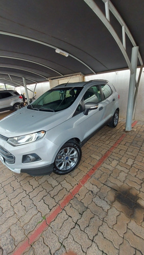 Ford Ecosport 2013 1.6 16v Freestyle Flex 5p