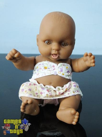 Boneca Bebê Negra Baby Roma Multibrink