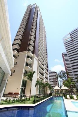 Apartamento Residencial À Venda, Cocó, Fortaleza. - Ap0447