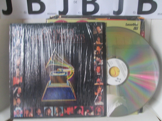 Laser Disc Grammys Greatest Moments Vol 1 & 2 1994