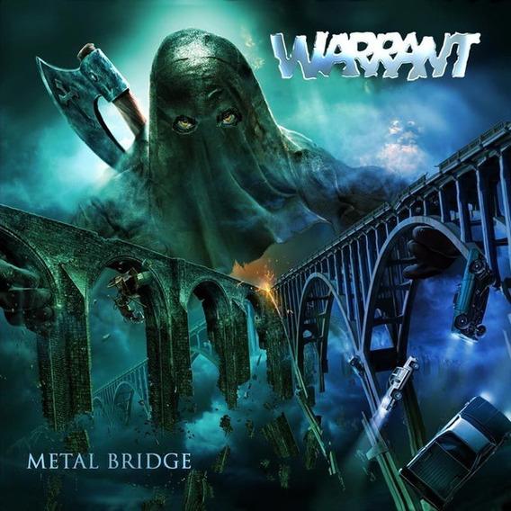 Warrant - Metal Bridge Cd Running Wild Accept