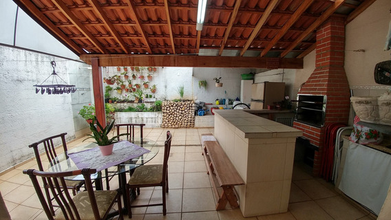 Ótima Casa Modelo Natália 2 Quartos À Venda Em Villa Flora, Sumaré/sp! - Ca00624 - 33610941