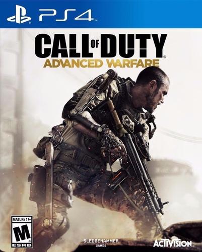 Call Of Duty Advanced Warfare Juego Ps4 Original + Garantía