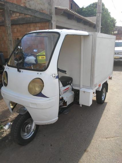Triciclo- Motocar Mcf200