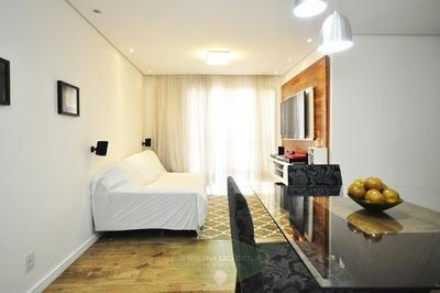 Club Life Morumbi 3 Dormitorios 70m2 1 Vaga Lazer - 7026-1